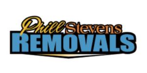 Phill Stevens Removals Logo